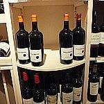 wijnrekken van hout