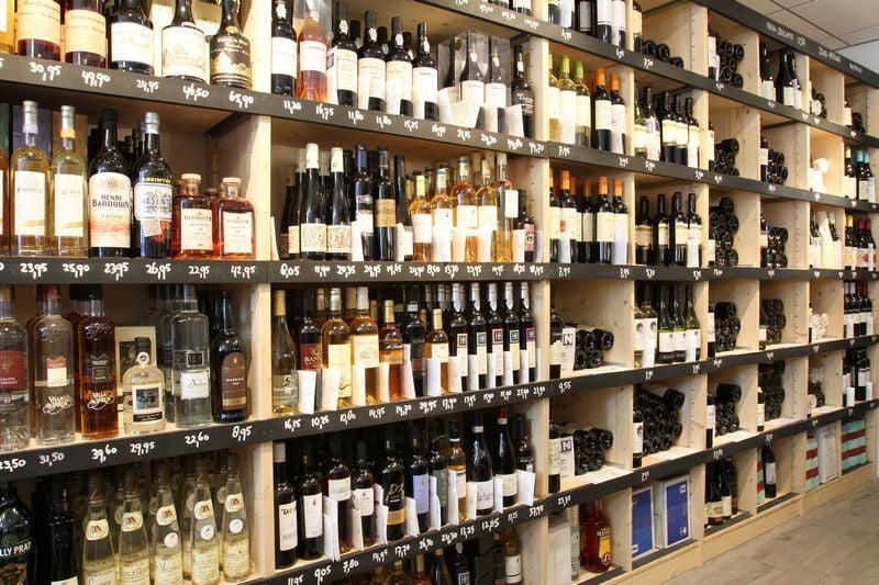 houten wijnrekken mondovino