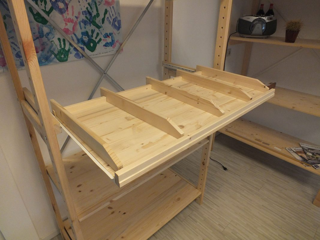 producent van houten rekken