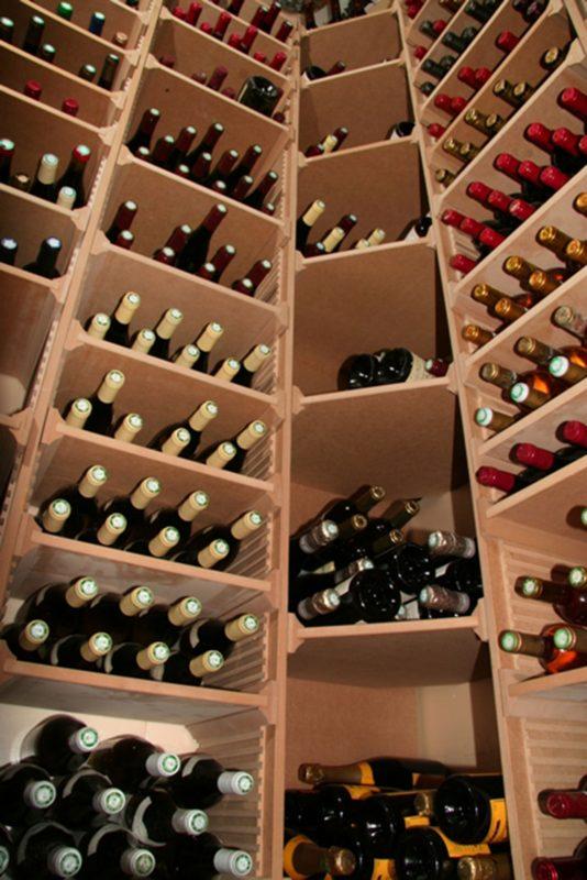 Vinorek Wijnrekken van Quickrack